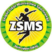 Zespół Szkół Mistrzostwa Sportowego ul. Piastów 15 44-335 Jastrzębie-Zdrój Logo